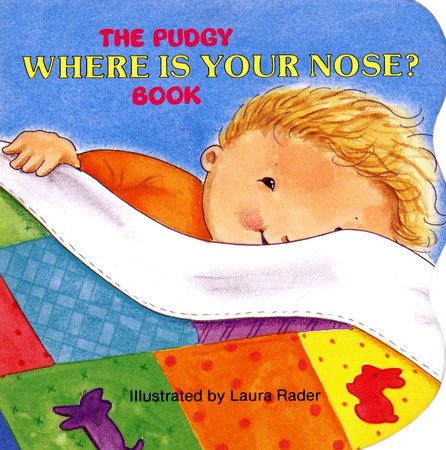 The Pudgy Where Is Your Nose? Book by Grosset & Dunlap
