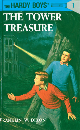 The Tower Treasure #1 by Franklin W. Dixon