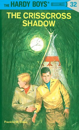 Hardy Boys 32: The Crisscross Shadow