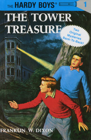 Hardy Boys Mystery Stories by Franklin W. Dixon