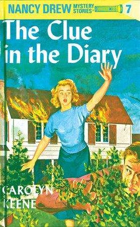 The pdf clue in the diary drew nancy