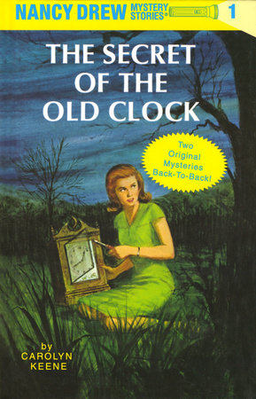 The cover of the book Nancy Drew Mystery Stories