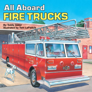 All Aboard Fire Trucks