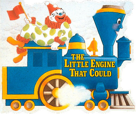 the little engine that could i