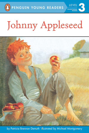 Johnny Appleseed by Patricia Brennan Demuth