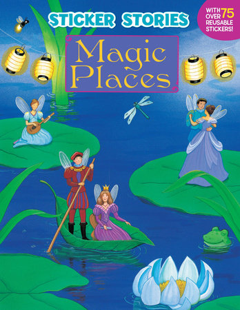 Magic Places by Laura Ferraro