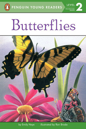Butterflies by Emily Neye