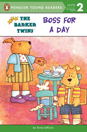 Boss for a Day by Tomie dePaola; Illustrated by Tomie dePaola
