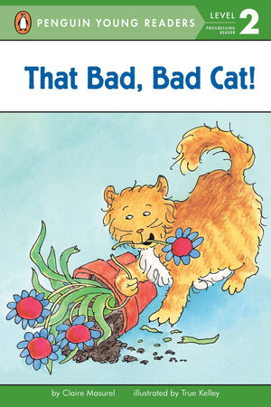 That Bad, Bad Cat!