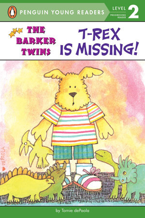 T-Rex Is Missing! by Tomie dePaola