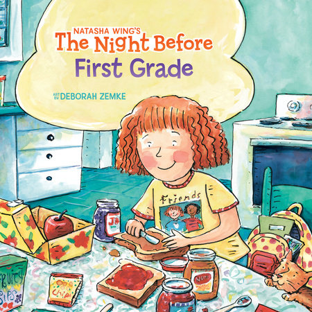 The Night Before First Grade By Natasha Wing Penguinrandomhouse