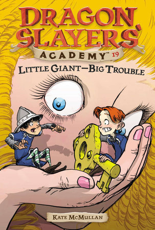 Little Giant--Big Trouble #19