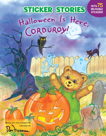 Halloween Is Here, Corduroy! by Don Freeman
