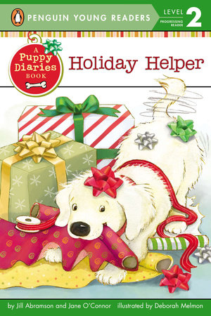 Holiday Helper by Jill Abramson and Jane O'Connor