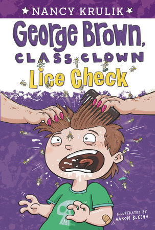 Lice Check #12 by Nancy Krulik