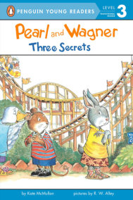 Pearl and Wagner: Three Secrets