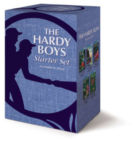 HARDY BOYS STARTER SET,The Hardy Boys Starter Set