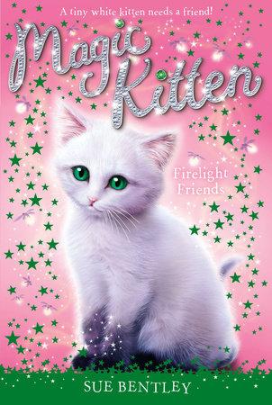 Cuddle the Cutest Kitten: School of Spells: Book 4