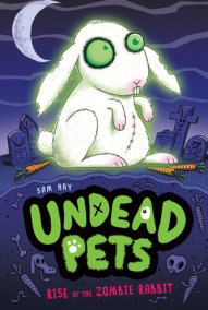 Rise of the Zombie Rabbit #5