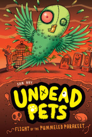 Flight of the Pummeled Parakeet #6