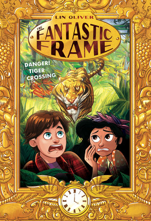 Danger! Tiger Crossing #1