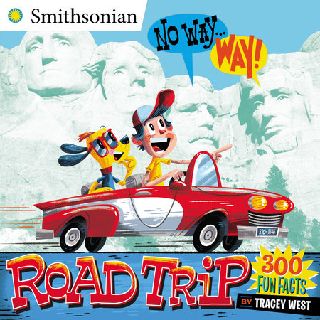 No Way . . . Way!: Road Trip by Tracey West