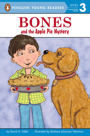 Bones and the Apple Pie Mystery by David A. Adler