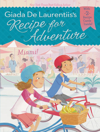 Miami! #7 by Giada De Laurentiis and Brandi Dougherty; Illustrated by Francesca Gambatesa