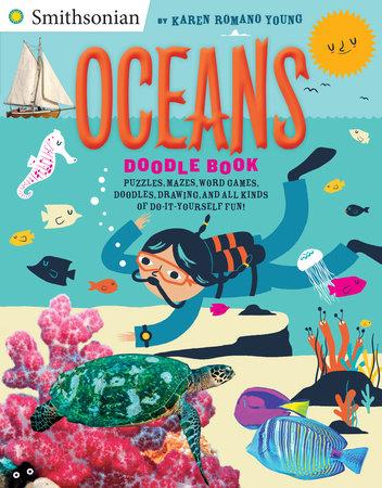 Oceans doodle book by karen romano young penguinrandomhouse oceans doodle book by karen romano young solutioingenieria Image collections