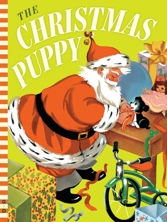 The Christmas Puppy by Irma Wilde