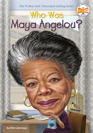 Who Was Maya Angelou? by Ellen Labrecque and Who HQ
