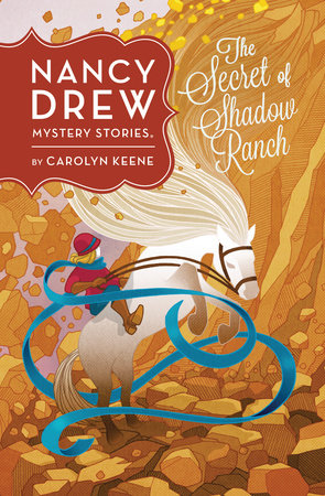 The Secret of Shadow Ranch #5 by Carolyn Keene