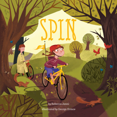 Spin by Rebecca Janni
