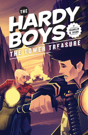 The Tower Treasure #1 by Franklin W. Dixon