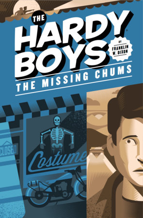 The Missing Chums #4 by Franklin W. Dixon
