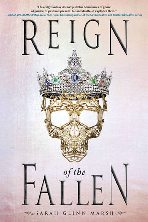 Reign of the Fallen by Sarah Glenn Marsh