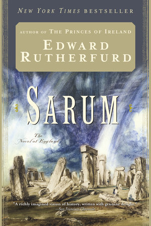 Sarum by Edward Rutherfurd