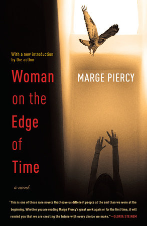 Woman on the Edge of Time Book Cover Picture