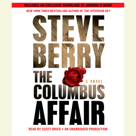 The Columbus Affair: A Novel by Steve Berry