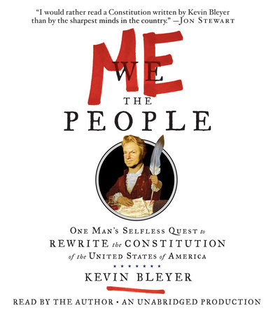Me the People by Kevin Bleyer