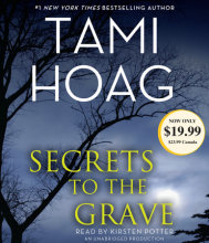 Secrets to the Grave Cover