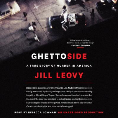 Ghettoside cover