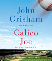 Calico Joe Cover