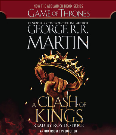 A Clash of Kings (HBO Tie-in Edition) cover