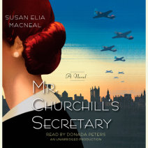 Mr. Churchill's Secretary Cover