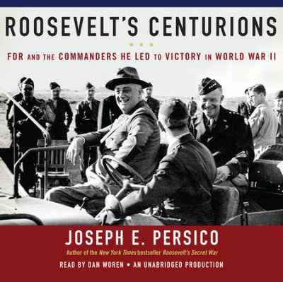 Roosevelt's Centurions cover