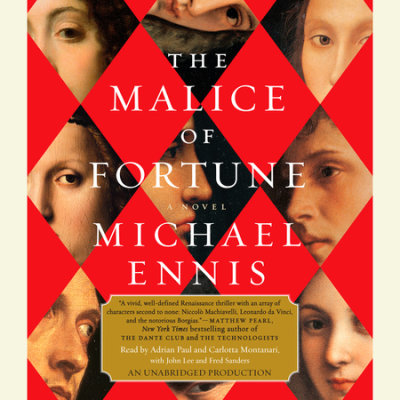 The Malice of Fortune cover