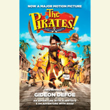 The Pirates! Band of Misfits (Movie Tie-in Edition) Cover