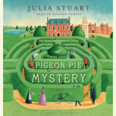 The Pigeon Pie Mystery cover