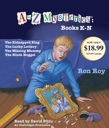 A to Z Mysteries: Books K-N by Ron Roy